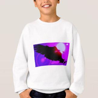 Landing Bald Eagle Sweatshirt