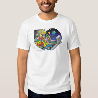 Landing by Gregory Gallo T Shirt