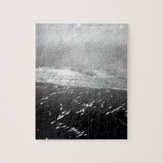 Landing craft brings first wave _War Image Jigsaw Puzzle