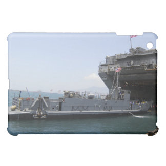 Landing Craft Utility moving into position Cover For The iPad Mini