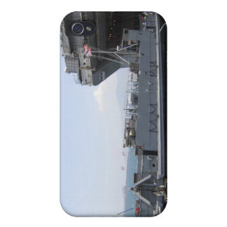Landing Craft Utility moving into position iPhone 4/4S Cover