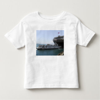 Landing Craft Utility moving into position Toddler T-shirt