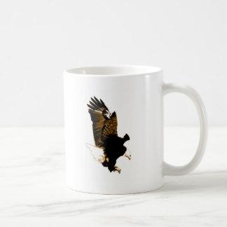 Landing Eagle Coffee Mug