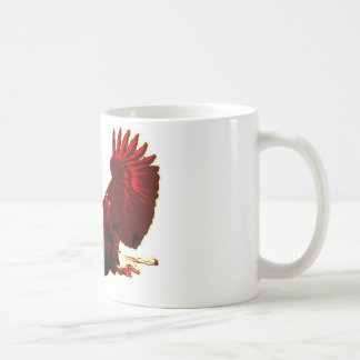 Landing Eagle - Eagle in Flight Coffee Mug
