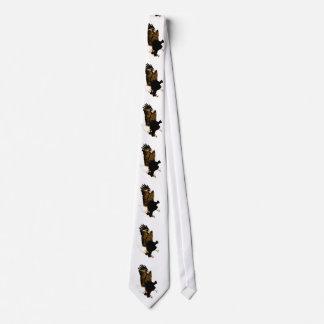 Landing Eagle Neck Tie