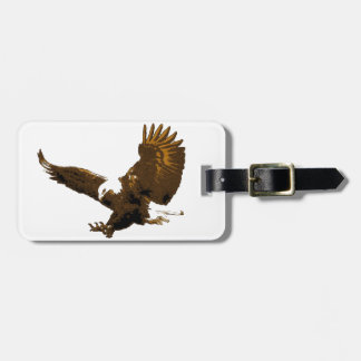 Landing Eagle Tag For Luggage