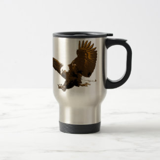 Landing Eagle Travel Mug