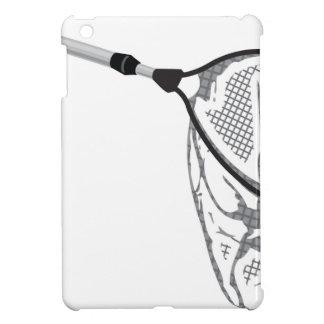 Landing fishing net vector illustration clip-art iPad mini case