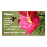 Landing Gear is Down Magnetic Business Cards (Pack Of 25)
