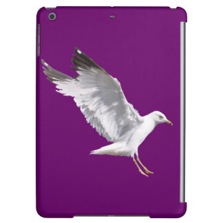 Landing Gull Birds Wildlife Birdlover Gift iPad Air Cover