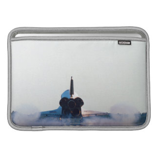 Landing of a Space Shuttle Sleeves For MacBook Air