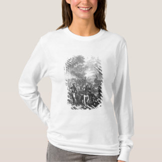 Landing of De Soto in Florida T-Shirt