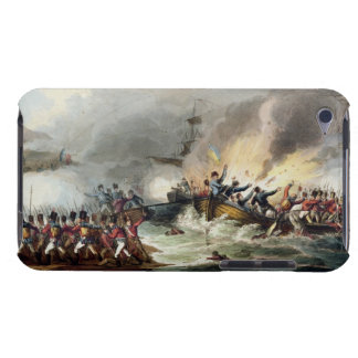 Landing of the British Troops in Egypt March 1801 Barely There iPod Covers