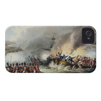 Landing of the British Troops in Egypt, March 1801 iPhone 4 Cover