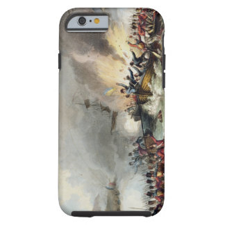 Landing of the British Troops in Egypt, March 1801 Tough iPhone 6 Case