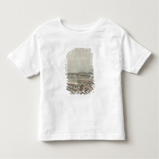 Landing of the Senegalese Troops at the New Wharf Toddler T-shirt