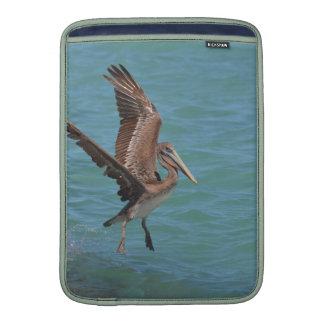 Landing Pelican MacBook Sleeve
