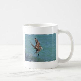 Landing Pelican Classic White Coffee Mug