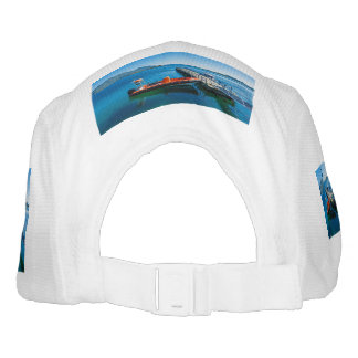 Landing stag and speed boat hat