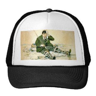 Landing the Big One 1916 Trucker Hat