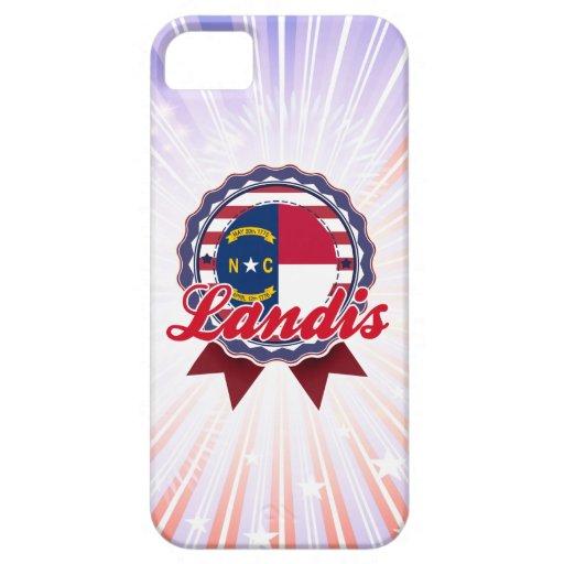 Landis, NC iPhone 5 Case-Mate Funda