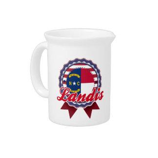 Landis, NC Beverage Pitchers
