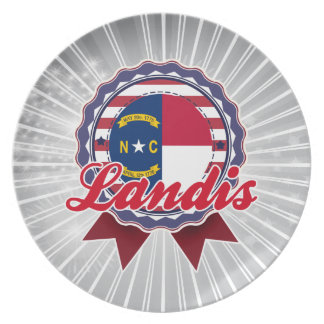 Landis, NC Plates