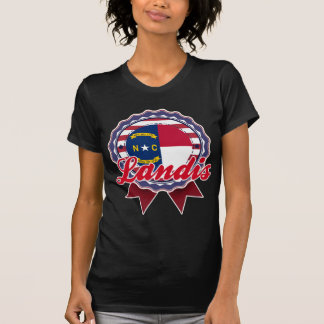 Landis, NC Camiseta