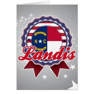 Landis, NC Felicitacion