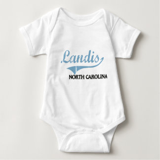 Landis North Carolina City Classic Infant Creeper
