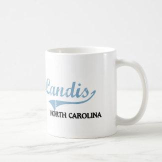 Landis North Carolina City Classic Classic White Coffee Mug