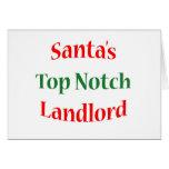 Landlord Top Notch Greeting Card