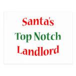 Landlord Top Notch Postcard