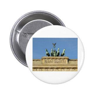 Landma famoso del Tor de Brandenburger (puerta de