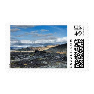 Landmannalaugar #1 postage