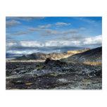 Landmannalaugar #1 postcard