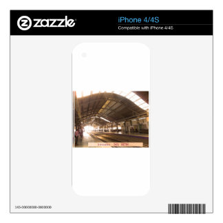 Landmark Landscapes AWESOME DELHI METRO Railway Decals For The iPhone 4