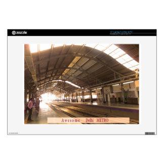 Landmark Landscapes AWESOME DELHI METRO Railway Laptop Decal