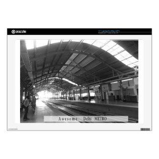 Landmark Landscapes AWESOME DELHI METRO Railway Laptop Decals