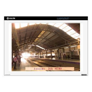 Landmark Landscapes AWESOME DELHI METRO Railway Laptop Skins
