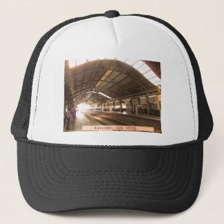 Landmark Landscapes AWESOME DELHI METRO Railway Trucker Hat