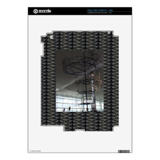 Landmark Photography  Heathrow airport London UK iPad 2 Decals