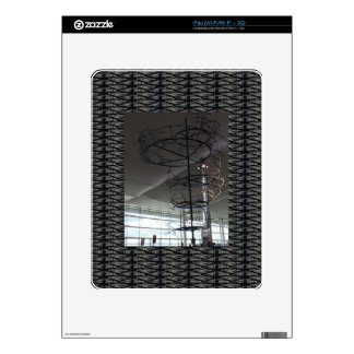 Landmark Photography  Heathrow airport London UK Skins For iPad