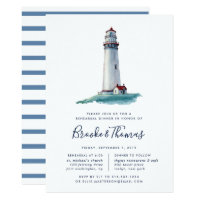 Landmark | Rehearsal Dinner Invitation