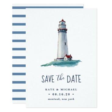 Landmark | Save the Date Card