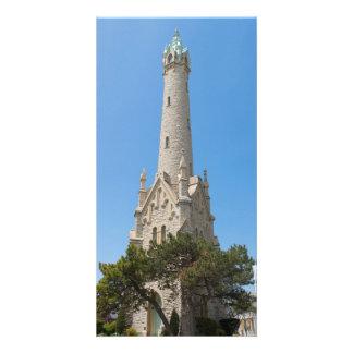 Landmark Water Tower of Milwaukee Card