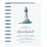 Landmark | Wedding Invitation