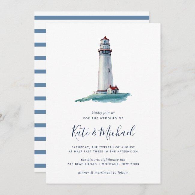 Landmark   Wedding Invitation