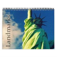 landmarks calendar
