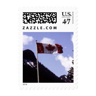 Landmarks Symbols Postage
